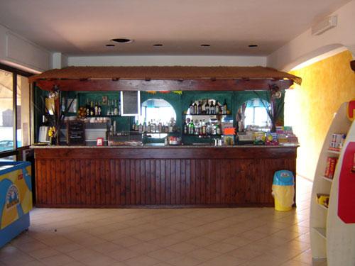 Chalet esterno for Bancone bar inglese